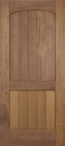 M652 Rustic Teak Wood Exterior Door Jeunesse Wood Door Inc